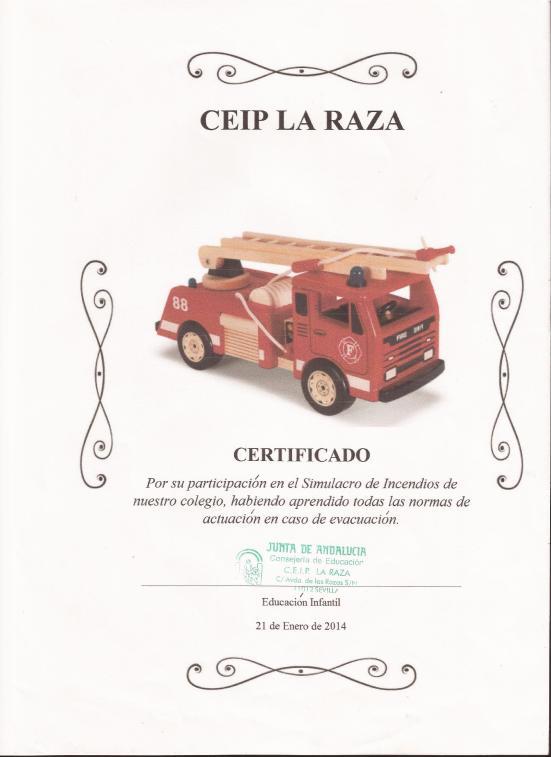 certificadoevacuacion